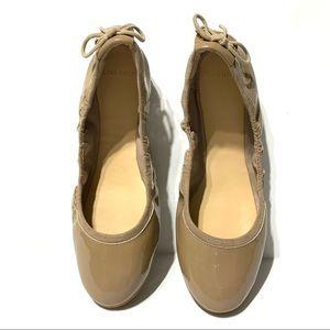 Cole Haan Nike Air, Beige Ballet flats - 6.5